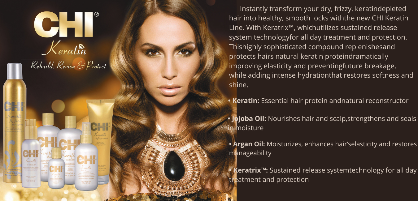 A system for all hair types that allows you to create multiple styles withoutstanding style memory, making hair more healthy and manageable.Provides moisture and strength by interlocking moisture and strengthin (2)