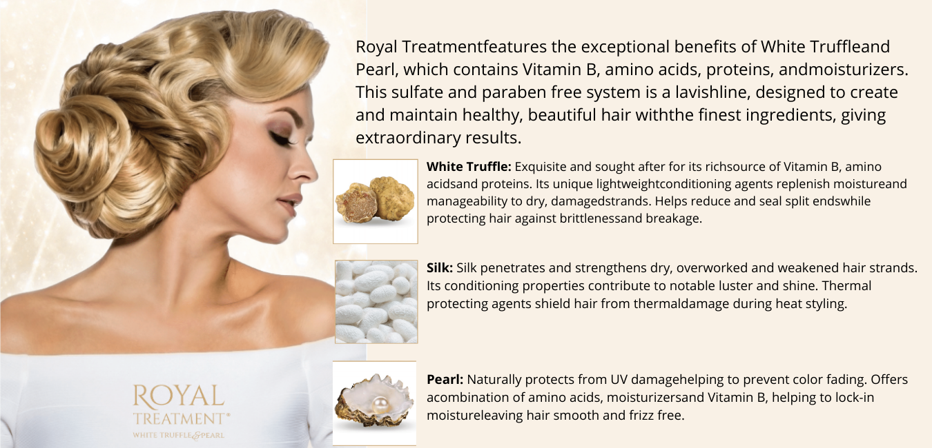 A system for all hair types that allows you to create multiple styles withoutstanding style memory, making hair more healthy and manageable.Provides moisture and strength by interlocking moisture and strengthin (3)