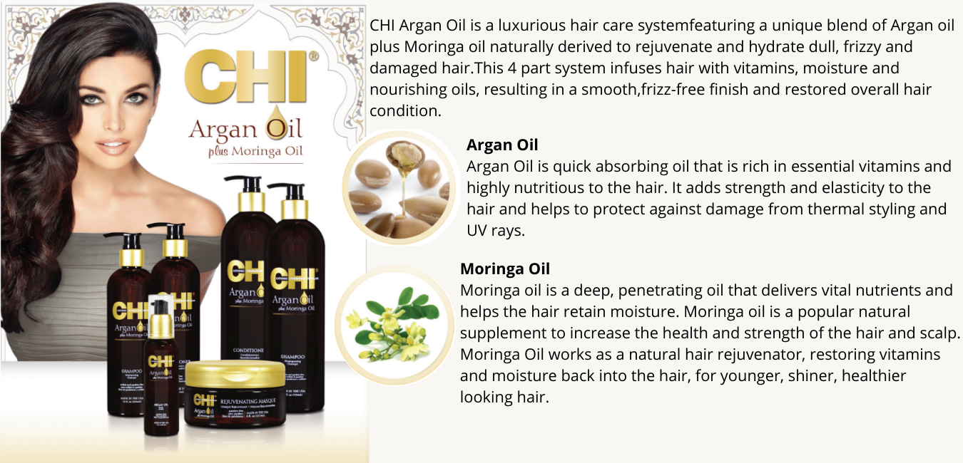 A system for all hair types that allows you to create multiple styles withoutstanding style memory, making hair more healthy and manageable.Provides moisture and strength by interlocking moisture and strengthin (6)